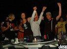 Misa Salacova & DJ Home & Dalin :o) hands up!