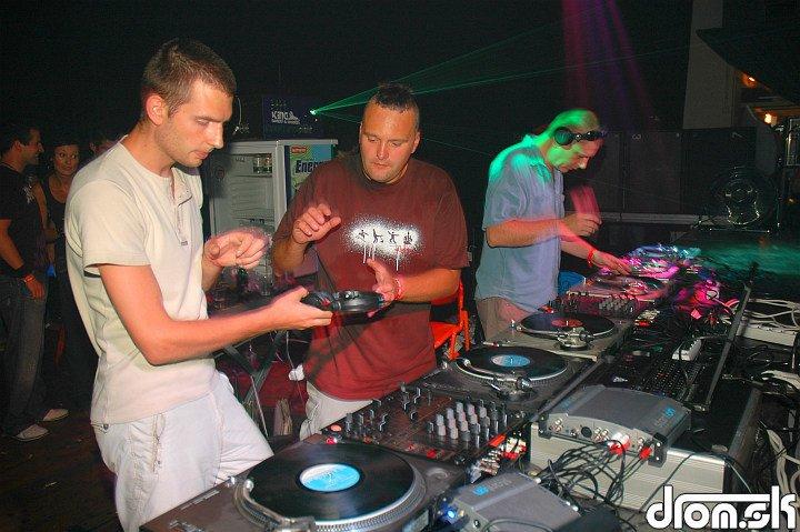DJ Boss & DJ Toky & DJ Dalo