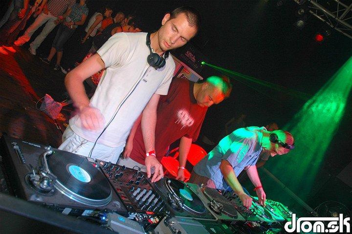 DJ Boss & Toky & Dalo