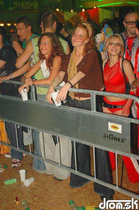 party žienky