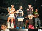 party girls @ Apokalypsa Gold Edition