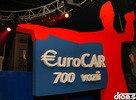 EuroCAR - 700 vozů