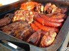 niečo pre práve hladných .. mäso a klobásy :)