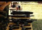 Ukázka zbraní