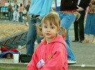 mladá návštevníčka :)