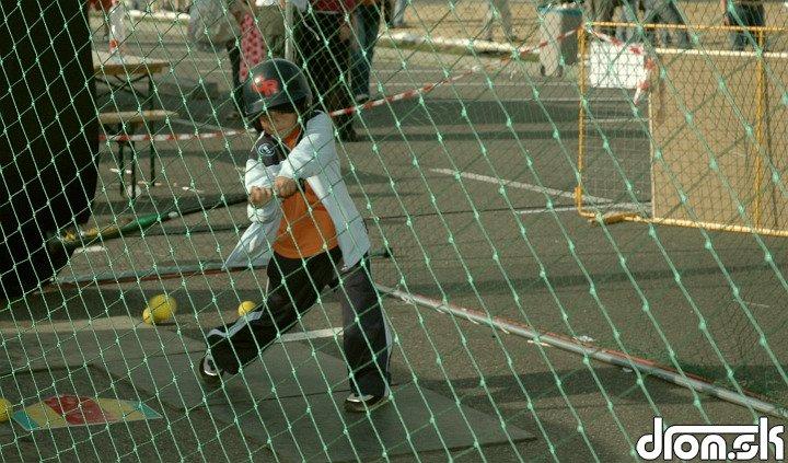 baseballový odpaľovač ;)