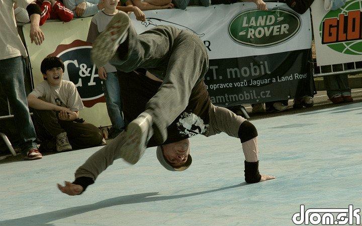 NGS - breakdance