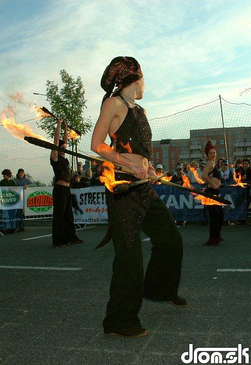 Palitchi - fireshow