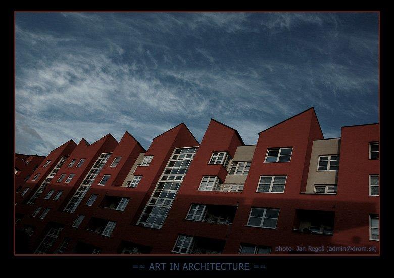 Praha - architektúra - YEAH!