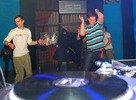 Cafe Del Fun stage