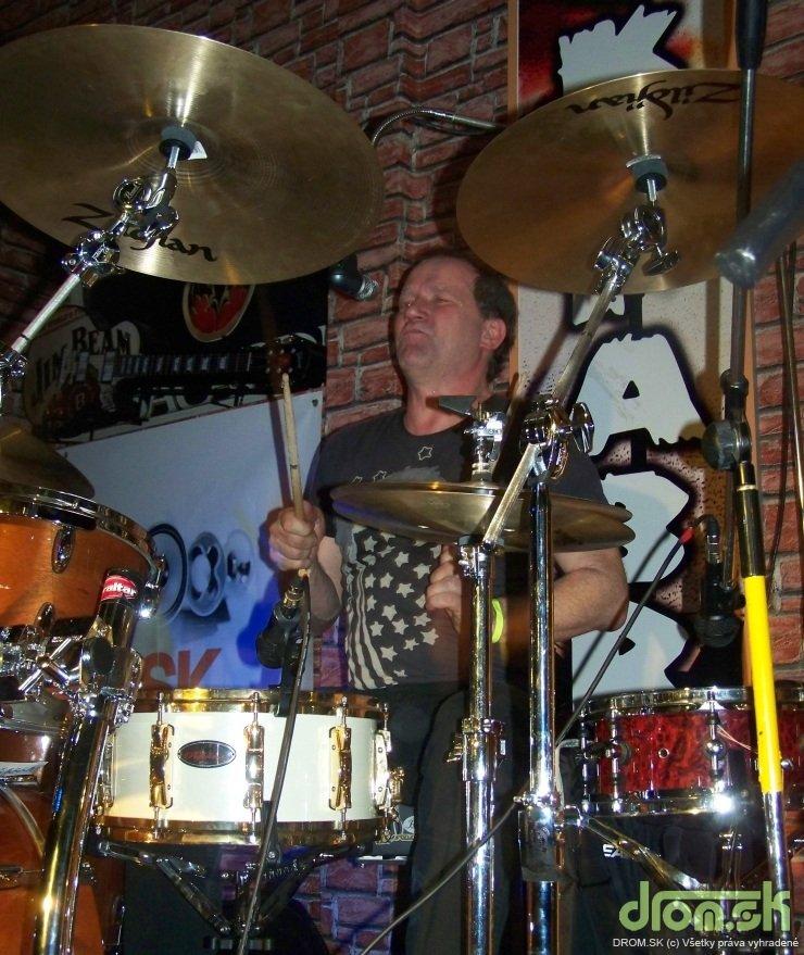 David Koller & band v Poprade
