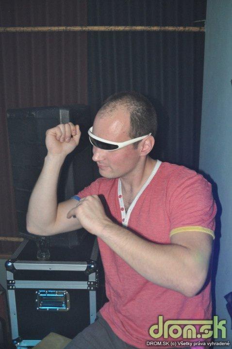 Facet - Deepmix Moskwa at Poprad, SK