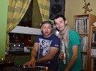 Slavo C a Johny