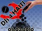 DJs 4 HAITI