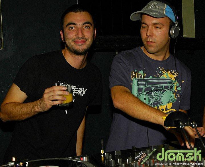 DJ Duall@DJ Bendhy