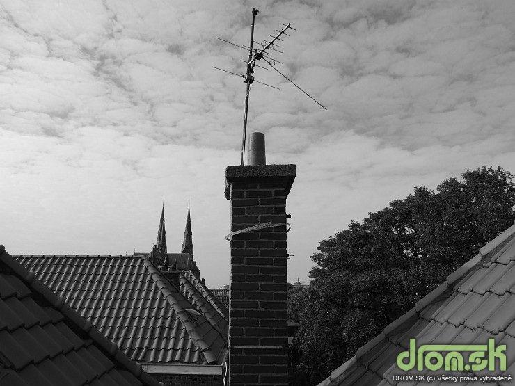 na streche v Amsterdame