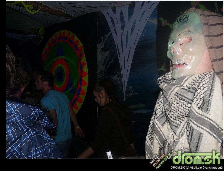 Halloween 2010 in Košice