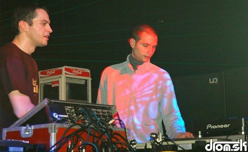DJ Amok & DJ Boss