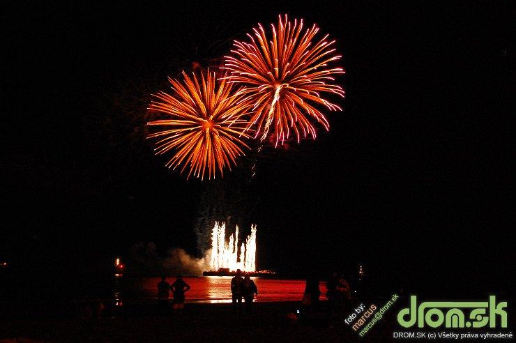 Vuurwerkfestival - 2009