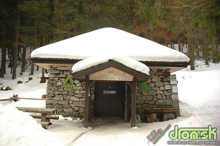 Rainerova chata - High Tatras Slovakia