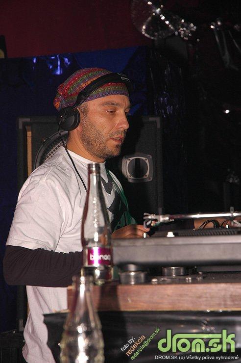 DJ Corvin Dalek