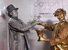 Živé sochy by Creative pro
