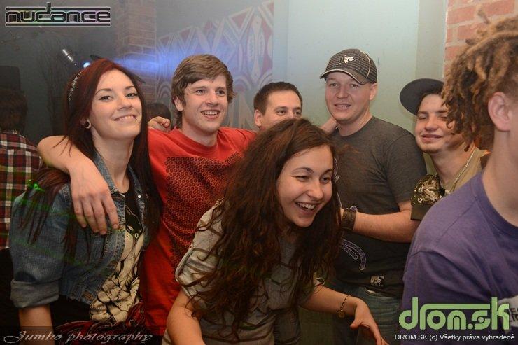 Nudance crew