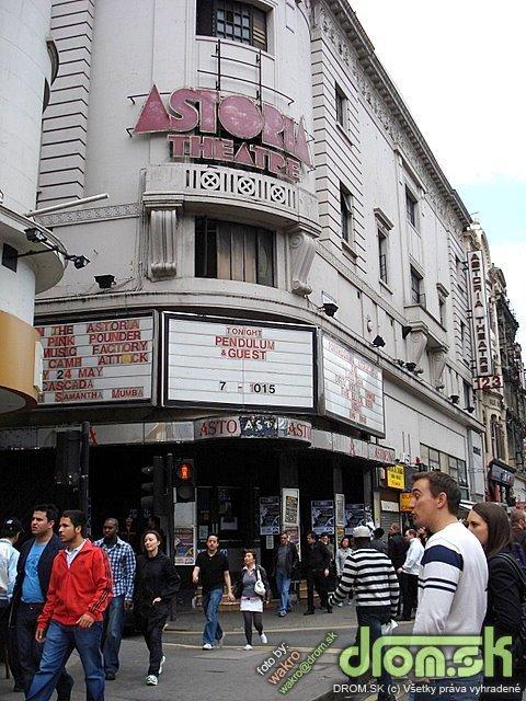 Astoria nightclub