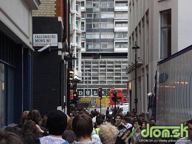 Sutton Row street