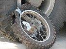 SEEL Annie (SWE)<br />Damaged Wheel