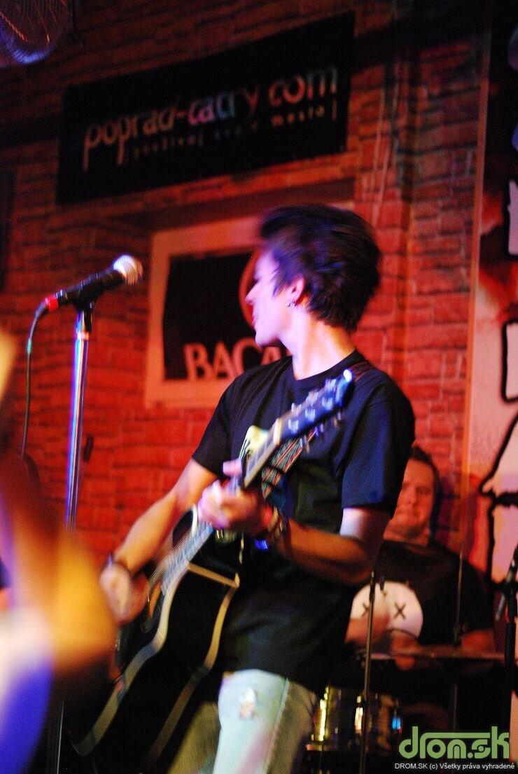 The Rivulet, The Fellaz & The Parentals 25.06.2010 v RockFabric - kapela